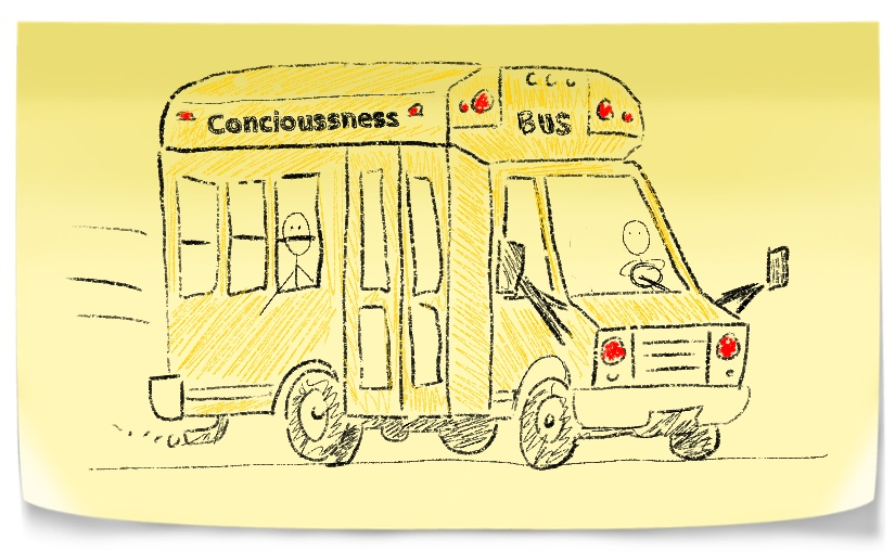 Why Does Surfing Instagram and Mediation Feel the Same:Who's Driving my Consciousness Bus?