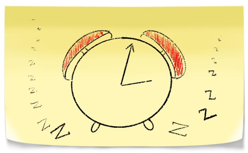 Replace your alarm clock